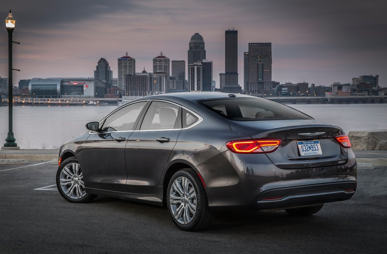 2016 Chrysler 200 start at $21,500 for the 200 LX model and top out