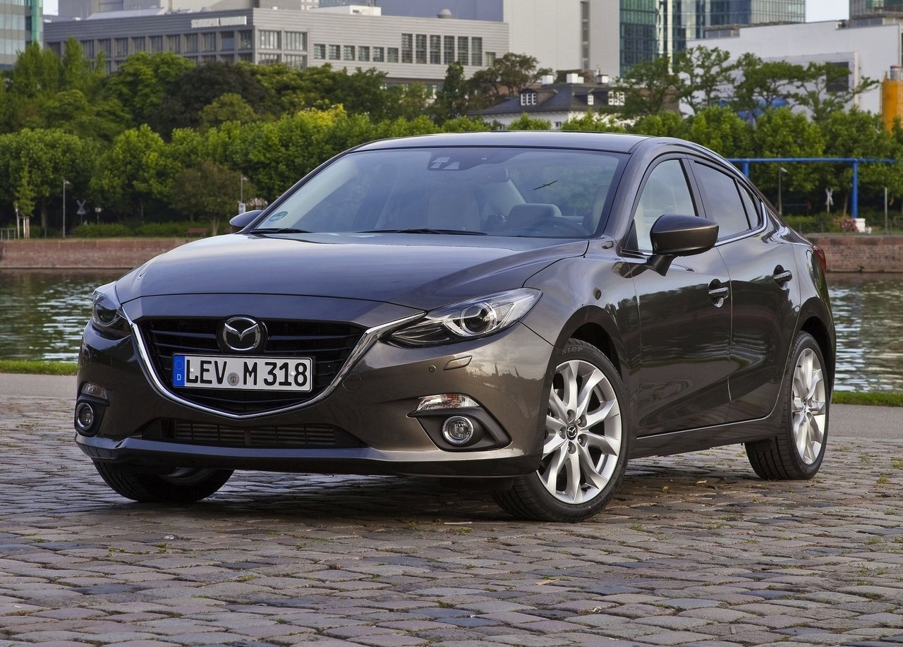 2014 mazda3 sedan speedlist. Black Bedroom Furniture Sets. Home Design Ideas