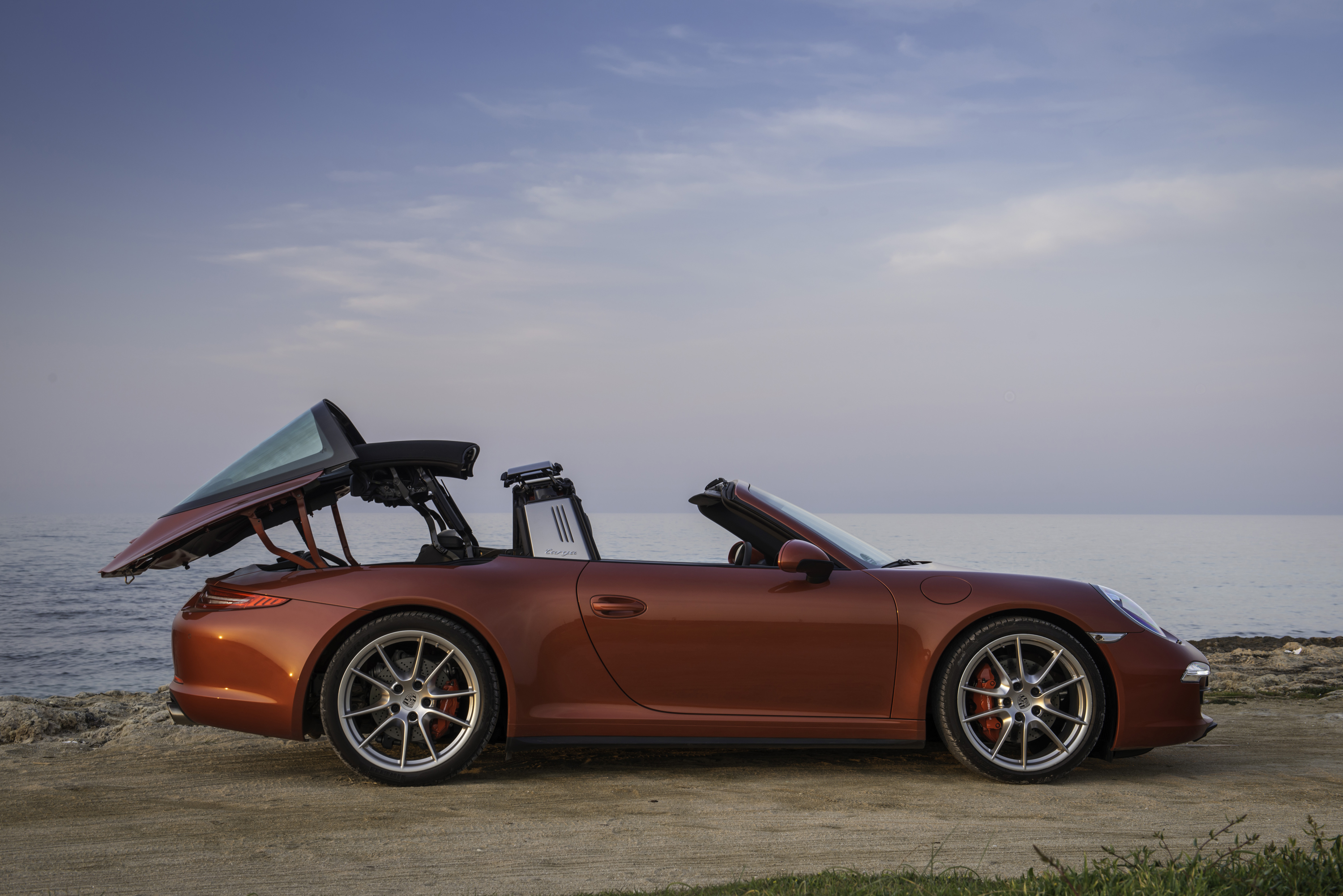 2015 Porsche 911 Targa 4s The Official Blog Of Speedlist Com