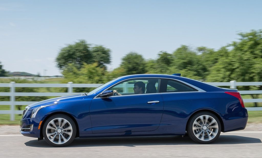 2015 Cadillac Ats Coupe Details And Photos The Official