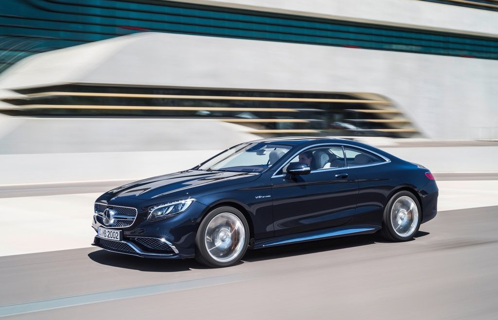 2015 mercedes benz s65 amg coupe details and photos the for Mercedes benz coupes list