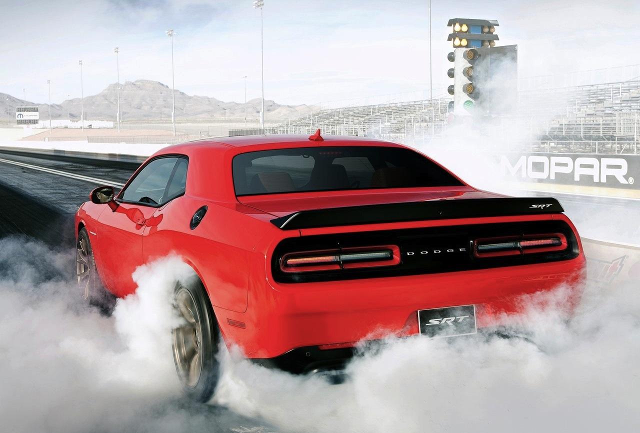 2015 Dodge Challenger SRT Hellcat Price Starts At $59,995