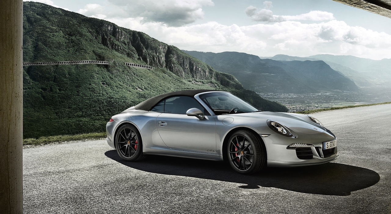 2015 Porsche 911 Carrea Gts Details And Photos The