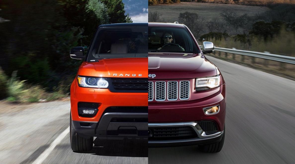 опрос какой авто лучше джип гранд чероки или рендж ровер спорт