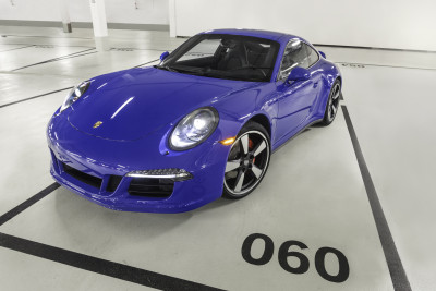 2015 Porsche 911 Carerra GTS Club Coupe
