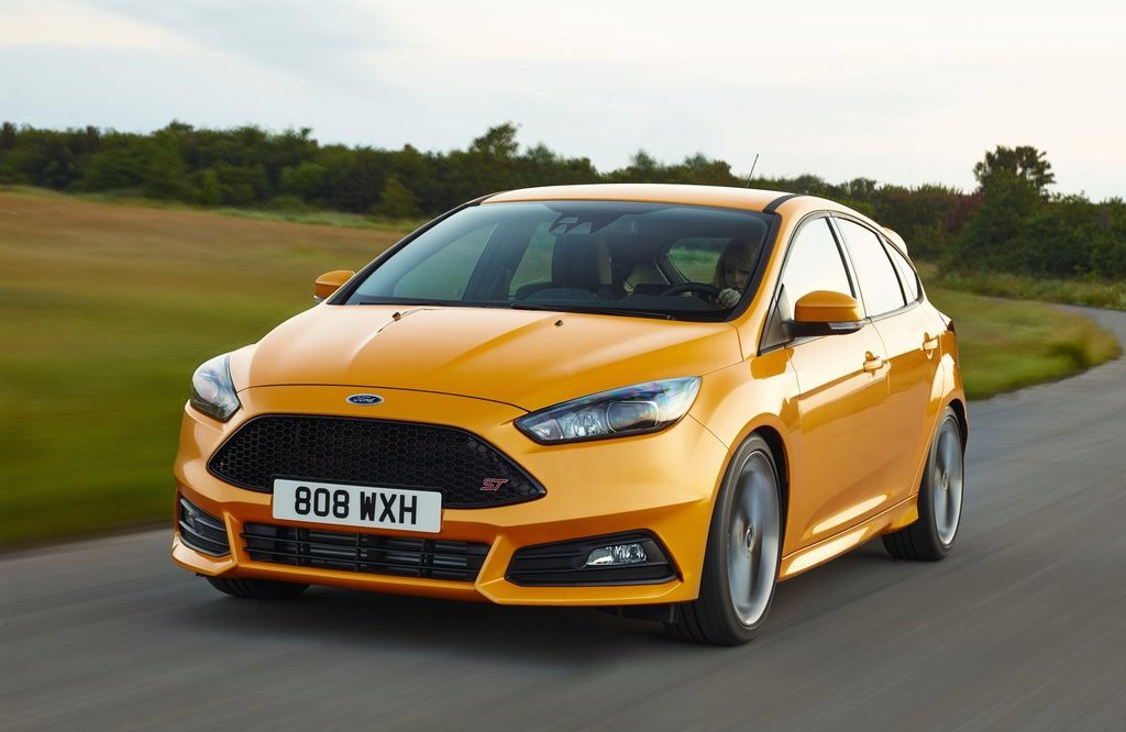 2015 Ford Focus St Details And Photos The Official Blog