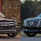 Cadillac Escalade vs Mercedes-Benz GL550