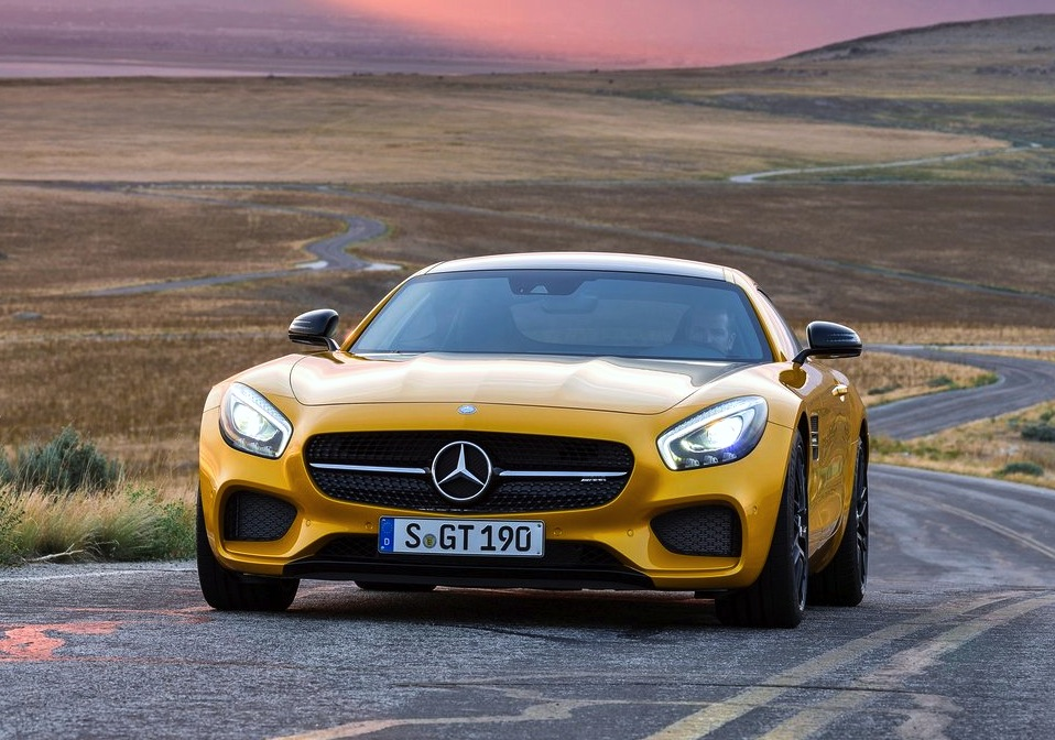 2016 Mercedes Benz Amg Gt Details And Photos The