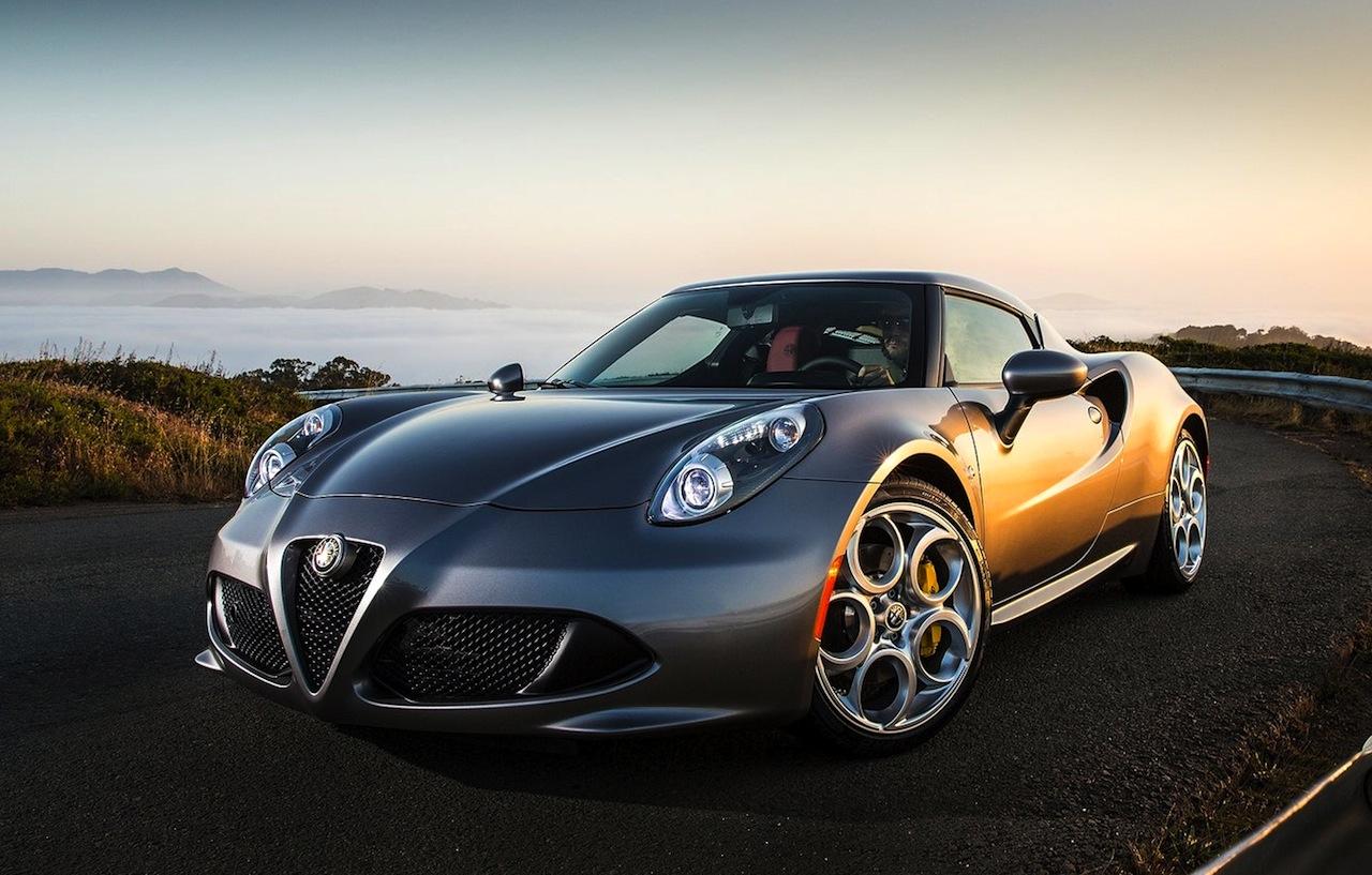 Alfa Romeo 4c Vs Porsche Cayman The Official Blog Of Speedlistcom Engine Diagram