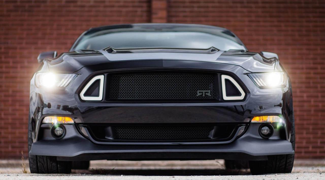 2015 Ford Mustang Rtr Makes 725 Horsepower The Official