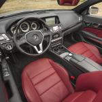 2014 Mercedes-Benz E550 Cabriolet