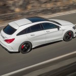 2016 Mercedes-Benz CLA45 AMG Shooting Brake