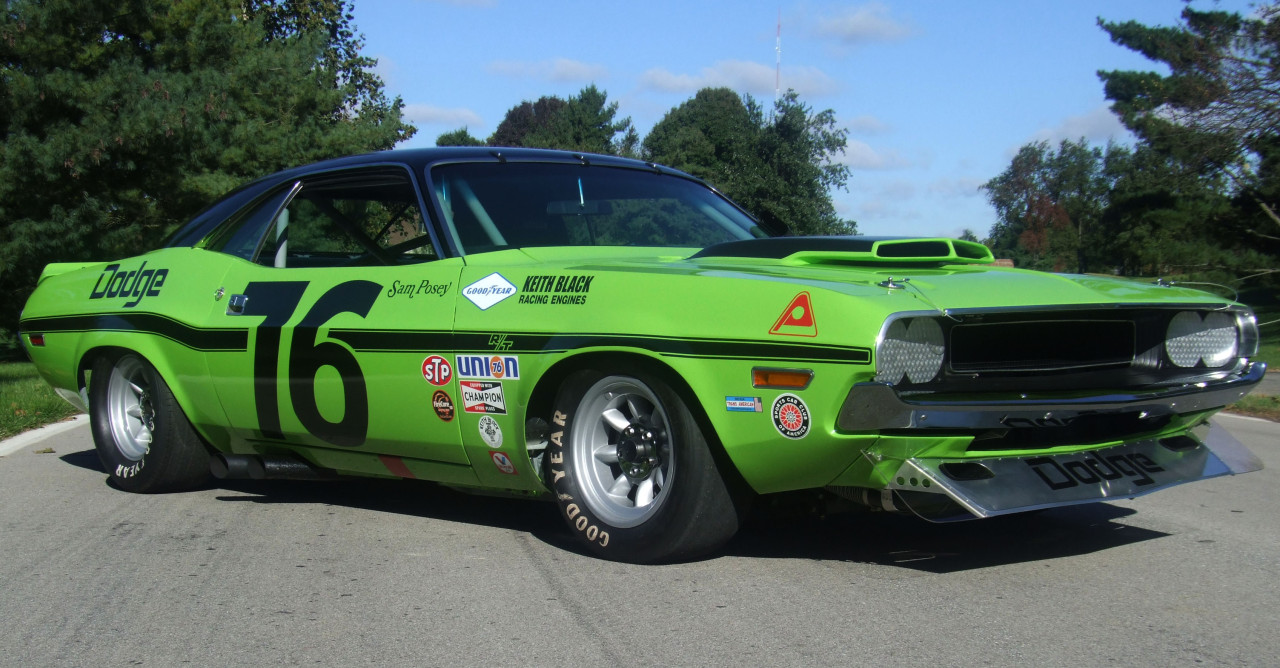 1970 Dodge Challenger T-A