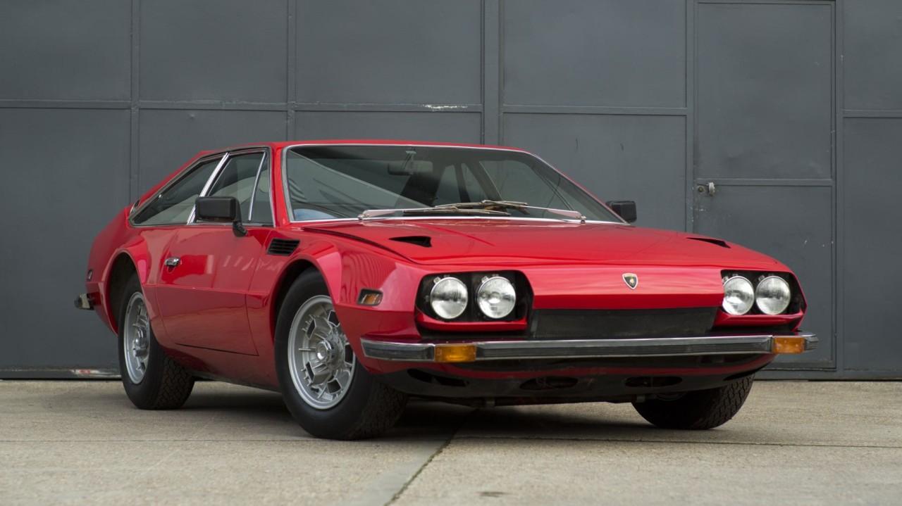 1972 Lamborghini 400 GT Jarama