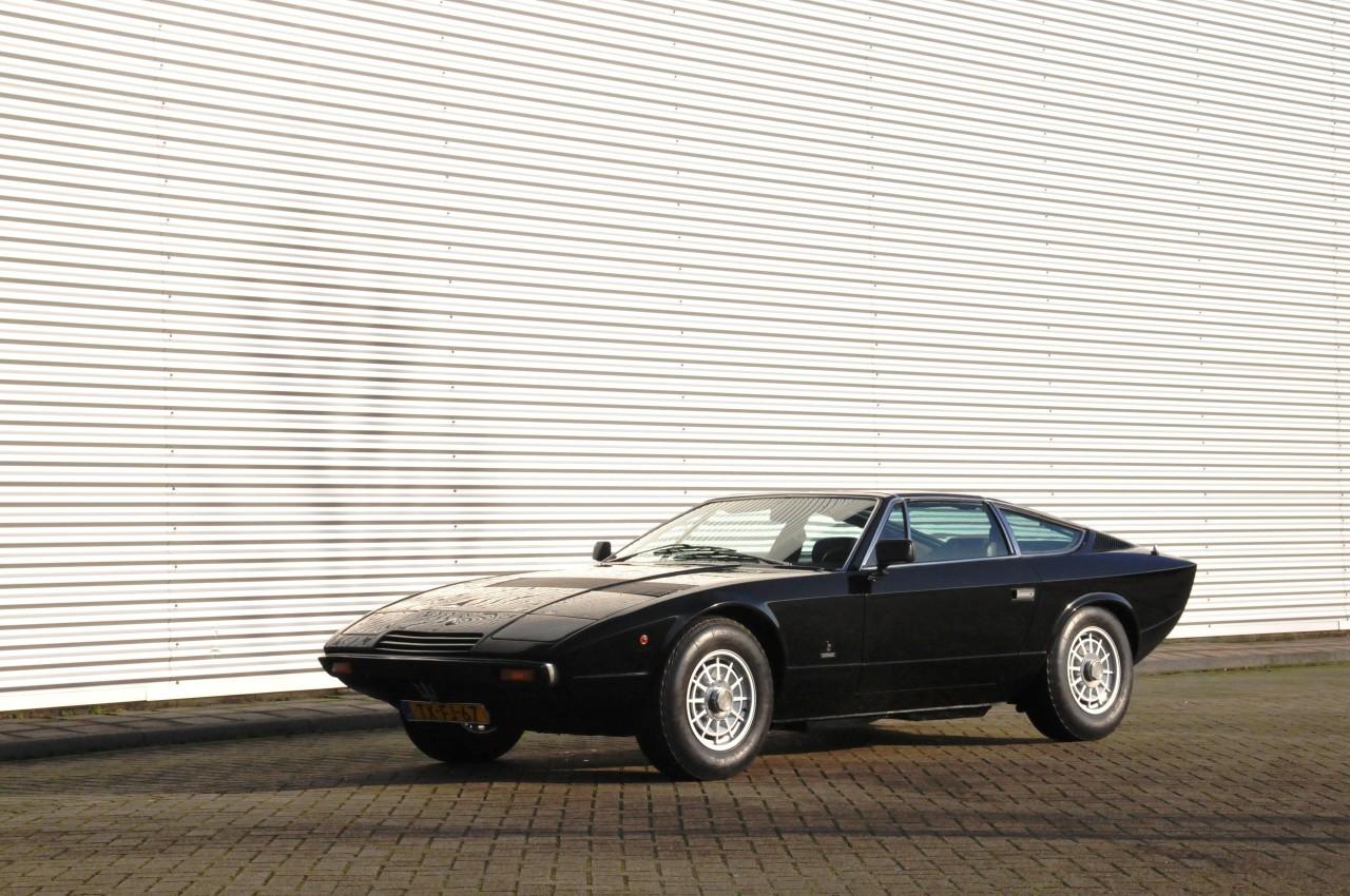 1977 Maserati Khamsin Coupé