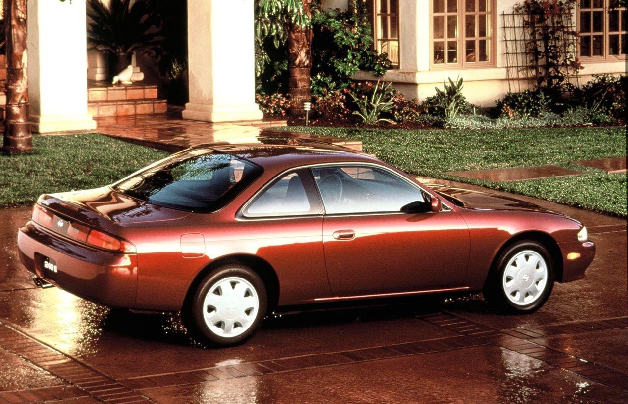 1995 240SX Coupe