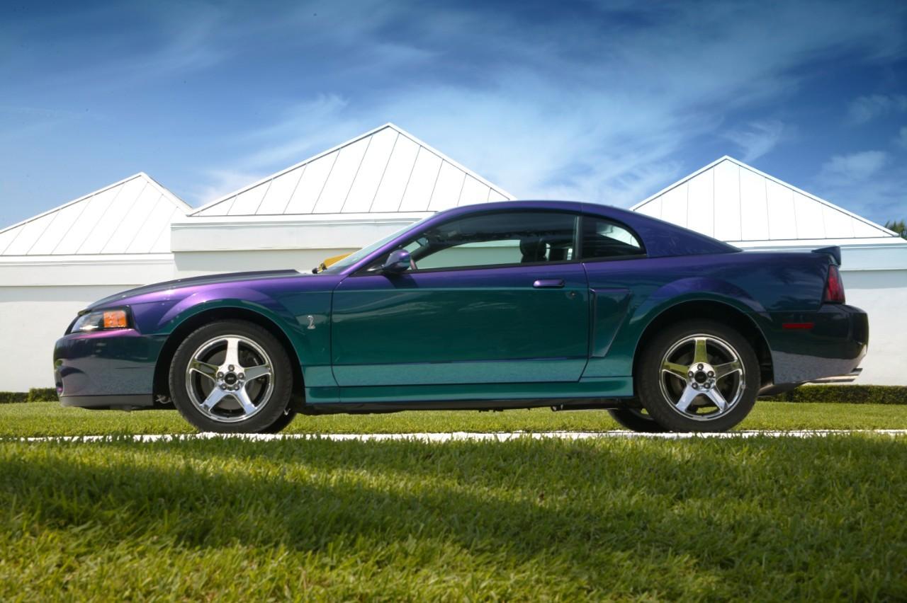 2004 SVT Mustang Cobra