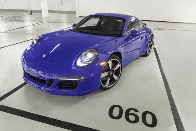 2015 Porsche 911 Carerra GTS Club Coupe