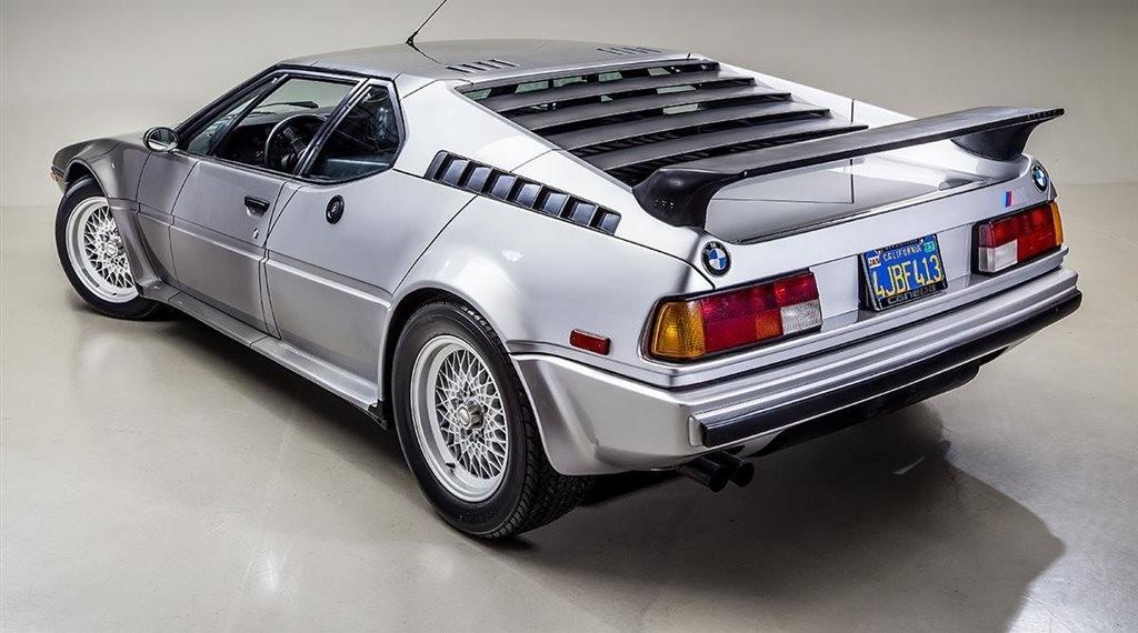 Car Of The Week 1979 Bmw M1 Ahg The Official Blog Of Speedlist Com
