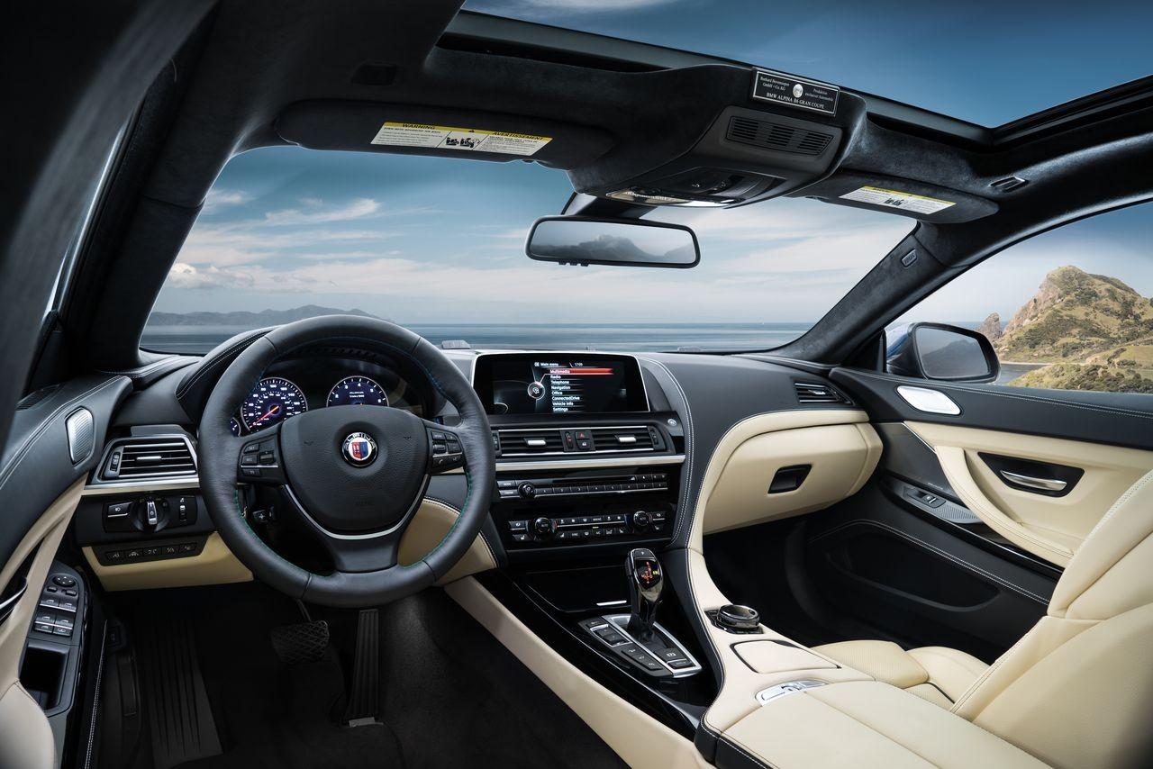 BMW ALPINA B6 BITURBO Gran Coupé LCI