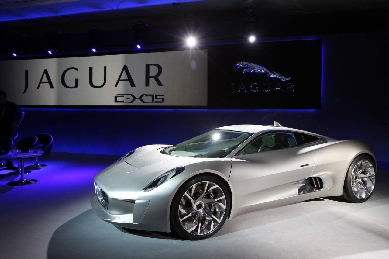 Jaguar C-X75 1