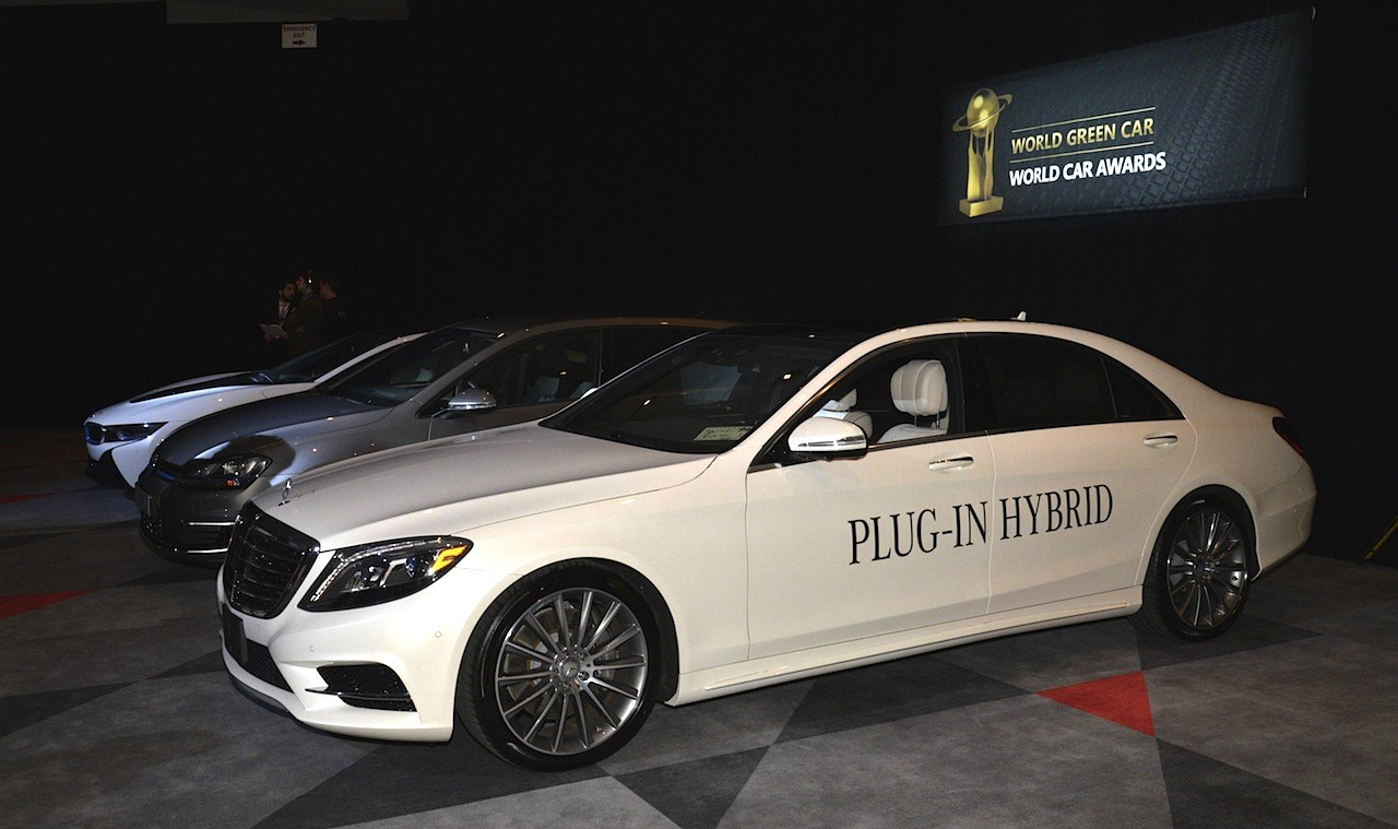 Mercedes-Benz C-Class World Car Awards