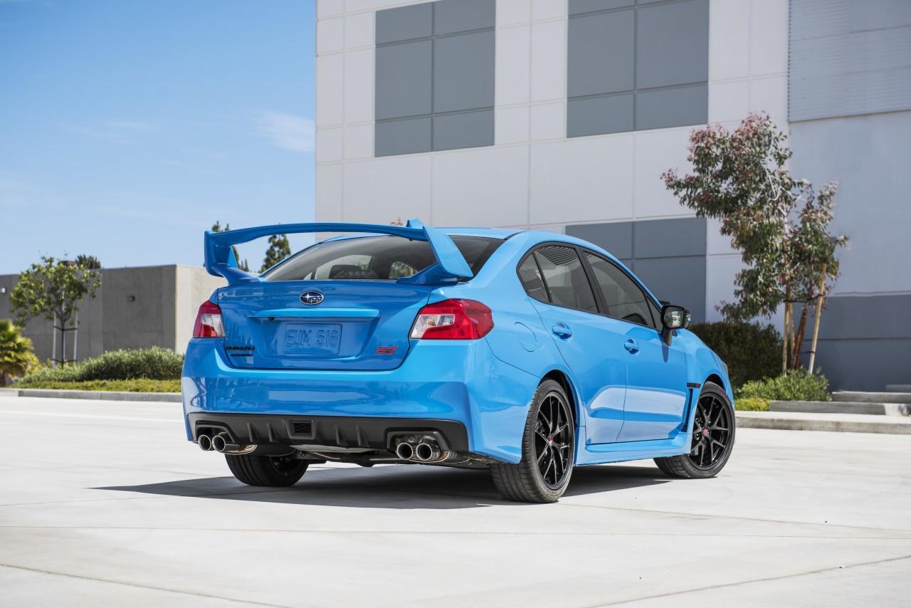 HyperBlue Limited Edition Subaru